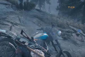 【ゲーム】「DAYS GONE」大群を尾行するミッションで尾行せず全滅させるとどうなるか